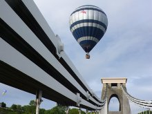 Bristol, Balloon and Brunel © Nigel Mykura