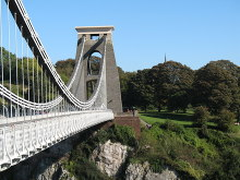Bristol, Clifton Suspension Bridge, © Ian James Cox